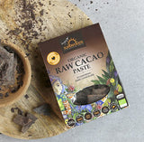 Superfoods Organic Cacao Paste Raw Chocolate 200g