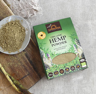Superfoods Hemp Protein Powder Organic 200g & 850g