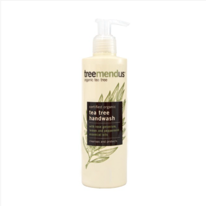 SOiL Treemendus Organic Tea Tree Hand Wash 250ml