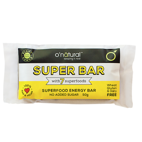 O'Natural SUPER  Bar - 50g