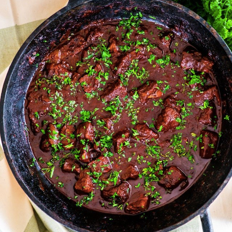 Bull & Bush:  Beef Goulash 500g
