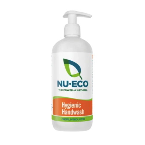 Nu-Eco Hygienic Hand Wash 500ml, 1L & 5L