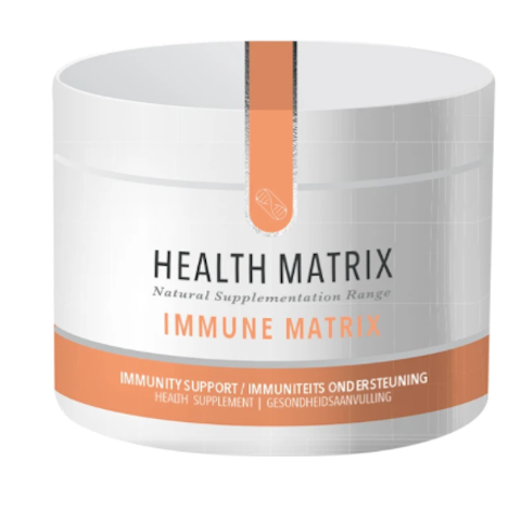 Health Matrix - Immune Matrix -  60 caps