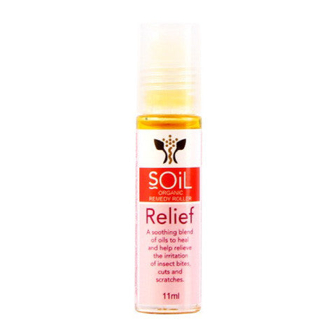 SOIL Organic Relief Remedy RolleR: 10ml