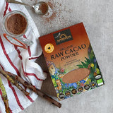 Superfoods Organic Cacao Powder RAW Chocolate 200g & 850g