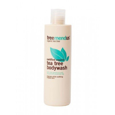 SOIL Treemendus Organic Tea Tree Body Wash 250ml