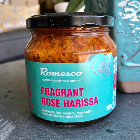 Romesco Fragrant Rose Harissa - 250g
