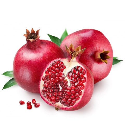 Wensleydale Fresh Organic Pomegranates (one fruit/ portion)