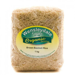 Wensleydale Brown Basmati Rice