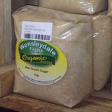 Wensleydale Organic Raw Brown Sugar