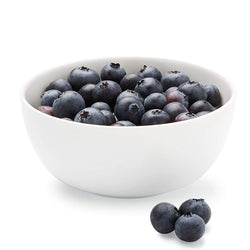 Wensleydale fresh Organic Blueberries 125g (Frozen)