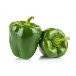 Wensleydale fresh Organic Green Peppers 2's