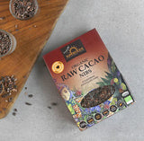 Superfoods Organic Cacao Nibs RAW Chocolate 200g