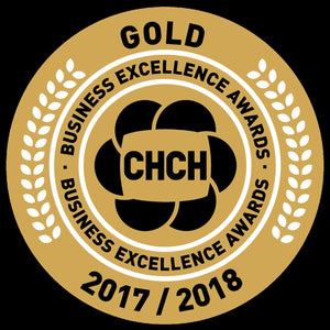 CHCH Business Excellence Awards | Gold