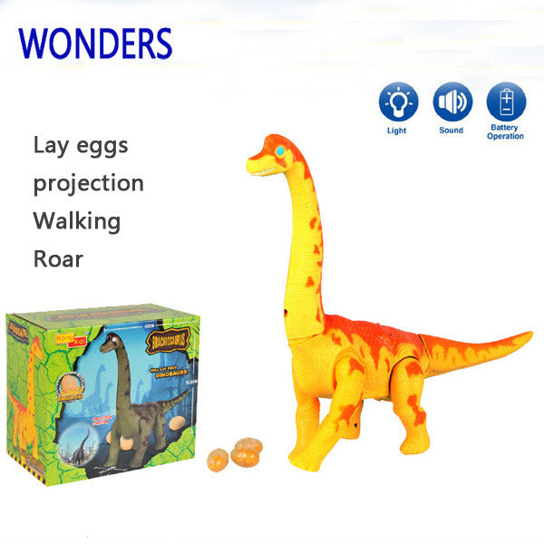 Walking, Talking, Egg-laying Dino Toy