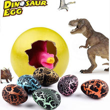 Magic Hatching Dino Eggs (5 pcs)