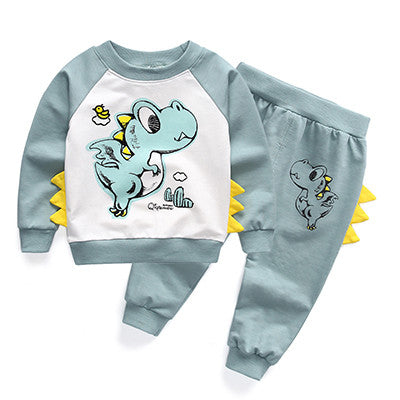 Baby Flying Dino Sweatsuit
