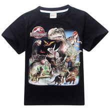 I Survived Jurassic Park Tee