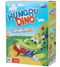 Hungry Dino Might Bite Game