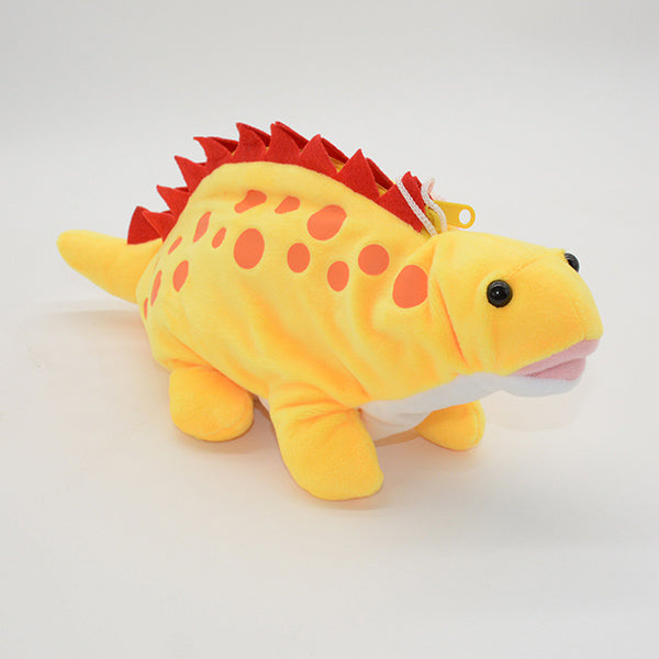 Plush Dino Pencil Case