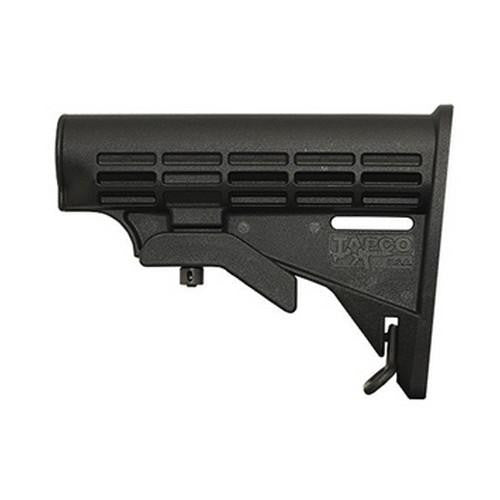 AR IF T6 Compliance Stock, Body Assembly Black