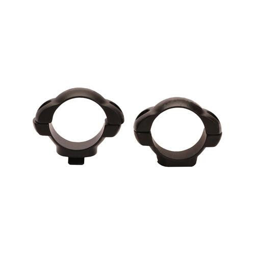 "Grand Slam Dovetail Rings - 1"", Low, Matte"
