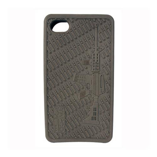 iPhone 4-4s AR-15 Case - Flat Dark Earth