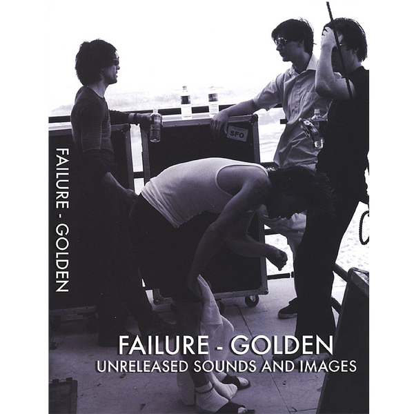 Failure ‎– Golden: Unreleased Sounds And Images DVD/CD