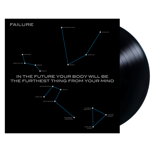 In The Future Your Body Will Be The Furthest Thing From Your Mind - Vinyl [PRE-ORDER]