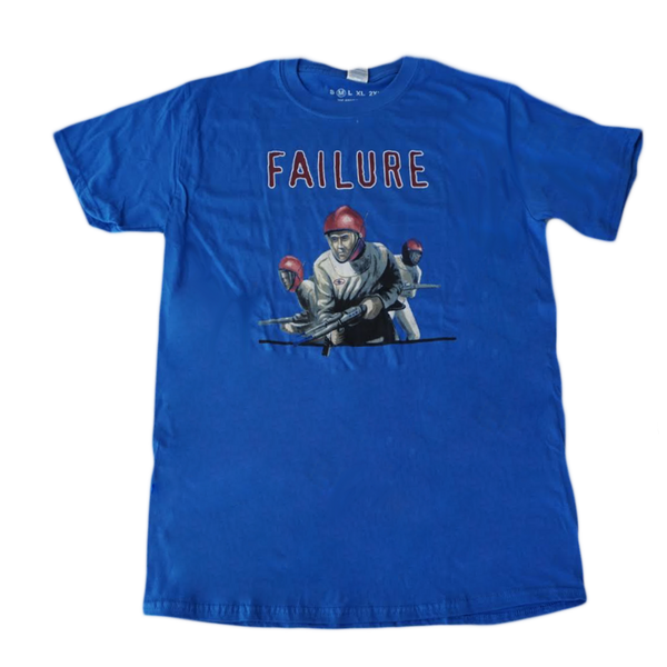 Blue Fantastic Planet Tee