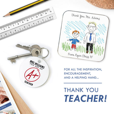 Personalised Teacher Gifts Guide 2019