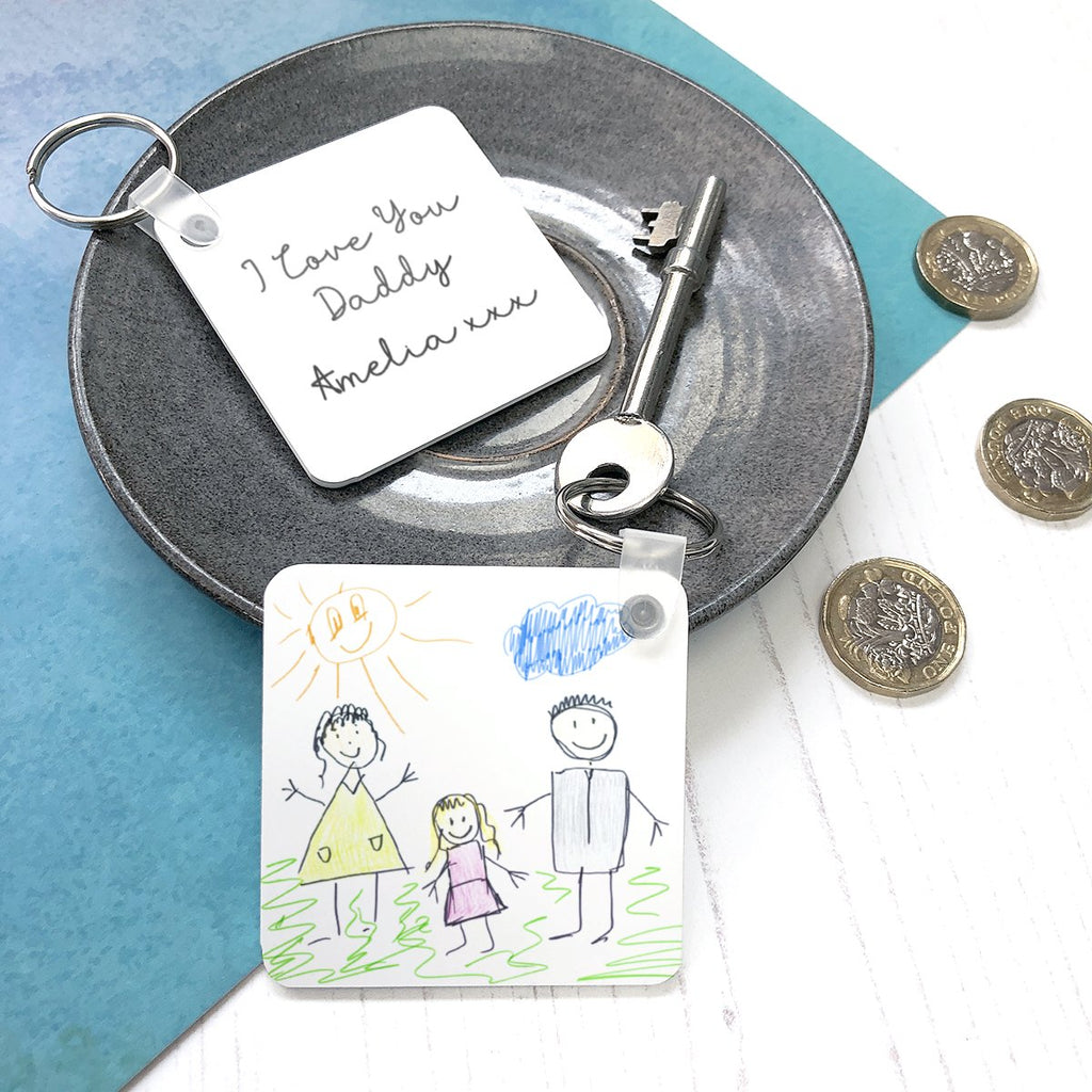 Personalised Unique Father's Day Gift Under £10