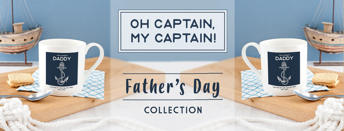 Personalised Father's Day Gifts for Daddys and Grand Dads