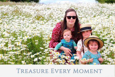 Treasure Every Moment blog