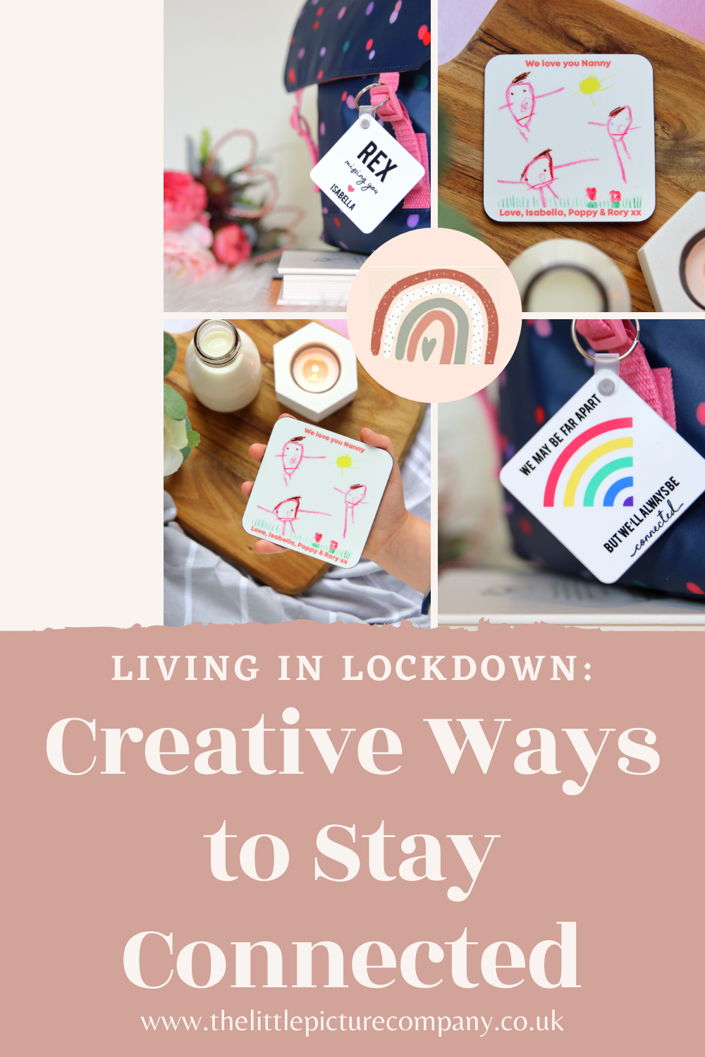Living in Lockdown: Creative Ways to Staying Connected