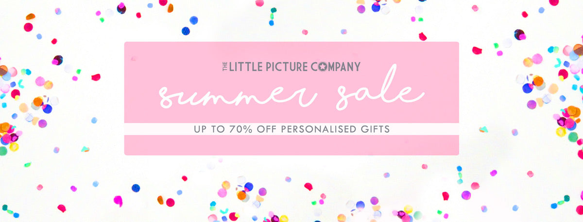 Personalised Gifts Sale