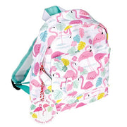 kids flamingo backpack