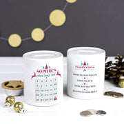advent money box