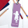 Children's Personalised 'Read me' Alice in Wonderland Metal Bookmark