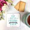 Personalised 'Best Friend Award' Secret Message Mug