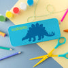 Personalised Children's Dinosaur Pencil Tin