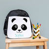 Children's Personalised Panda Fabric Pencil Case
