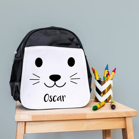 Cute Animal Face Backpack