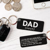 Personalised keyring for dad