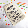 Personalised Dinosaur Chart Toy Tidy