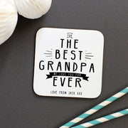 Personalised 'Best Grandad Ever' Secret Message Mug