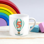 personalised childrens mug