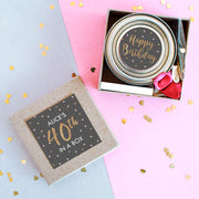 Personalised 'Milestone Birthday' Mini Celebration Box