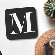 Personalised Monogram Coaster