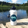 Children's Personalised Dolphin Water Bottle